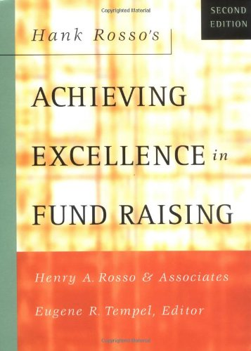 Hank Rosso's Achieving Excellence in Fund (Powell Office Bench)