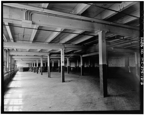 HistoricalFindings Photo: Fisher Body Company Plant,1961 East Milwaukee Avenue,Detroit,Michigan,MI,HABS,4
