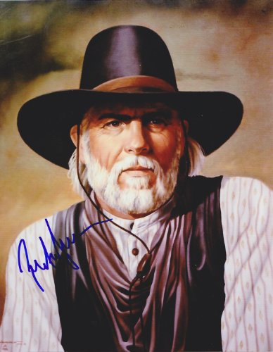 Tommy Lee Jones Lonesome Dove Signed Autographed 8 X 10 Reprint Photo - Mint Condition