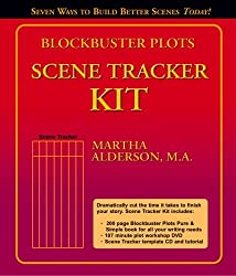 Blockbuster Plots Scene Tracker Kit