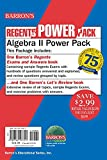 img - for Algebra II Power Pack (Regents Power Packs) book / textbook / text book