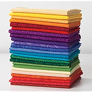 Connecting Threads Quilter's Candy Color Wheel Sampler with Free Pattern (Color Wheel)