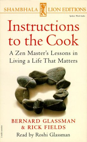 INSTRUCTIONS TO THE COOK-AUDIO