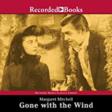 Gone with the Wind Audiobook by Margaret Mitchell Narrated by Linda Stephens