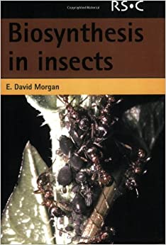 Book Biosynthesis in Insects