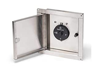 Fire Magic 1 Hour outdoor BBQ island safety timer box (Natural Gas) Timer included
