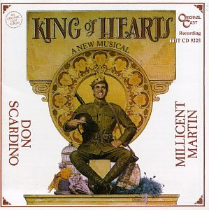 King Of Hearts (1978 Original Broadway Cast) ()