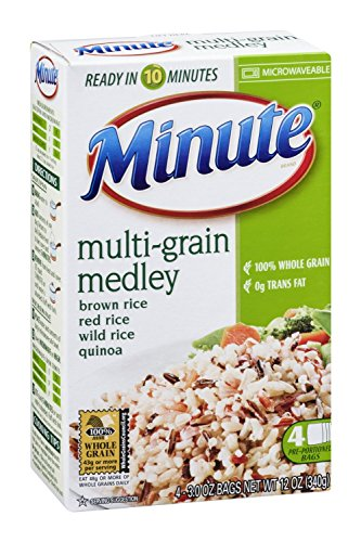 minutes rice - 7