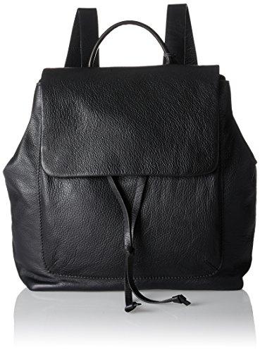 Clarks Totterdown Bay - Bolsos mochila Mujer Negro (Black Leather)