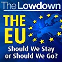The Lowdown: The EU - Should We Stay or Should We Go? Audiobook by Paul Kent Narrated by Daniel Weyman