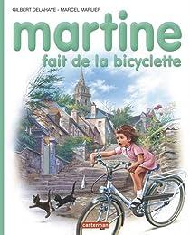 Martine, tome 21 : Martine fait de la bicyclette par Delahaye