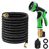 Best garden hose that don t kink - LIERB Expandable Garden Hose with Spray Nozzle Gun Review