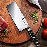 TUO Cleaver Knife - 7 inch Vegetable Meat Cleaver