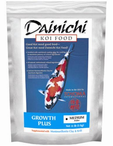 Pictures of Dainichi KOI - GROWTH-PLUS (5.5 lb) 2
