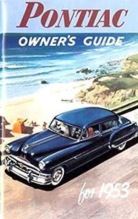 1949 1954 pontiac repair shop manual reprint all models faxon rh amazon com
