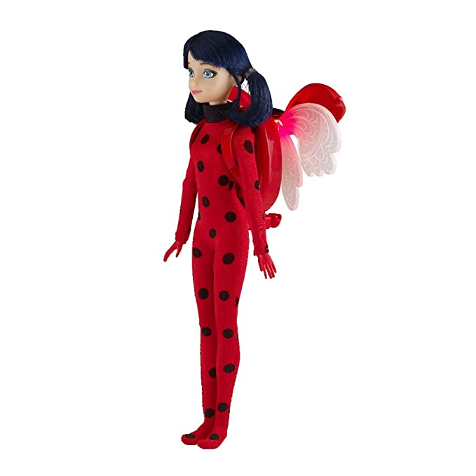 Amazon.es: Prodigiosa: Las aventuras de Ladybug Muñeca Deluxe ...
