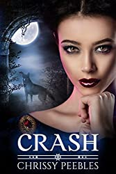 CRASH - Book 2 (Vampire Romance) (The Crush Saga)