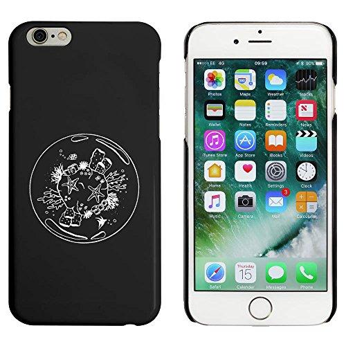 Noir 'Bol à Poisson' étui / housse pour iPhone 6 & 6s (MC00037289)
