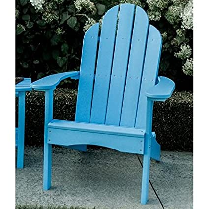 Swell Amazon Com Wildridge Outdoor Recycled Plastic Classic Andrewgaddart Wooden Chair Designs For Living Room Andrewgaddartcom