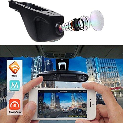 Meco Hidden Wifi Stealth Car Dash Cam Covert 19201080p