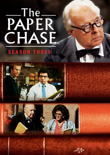 The Paper Chase: Season Three - Series Paper Chase The Tv