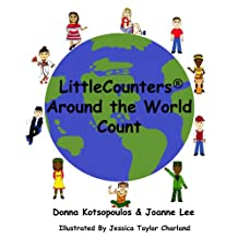 LittleCounters® around the world count