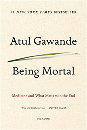 Dealing with Death in Medical School. Being Mortal is a great book that every medical student should read to know how to encounter with dying patients in medical school.
