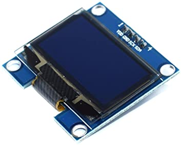 OLED Display 128x64 Pixel 1 3 Inch - I2C Interface - for
