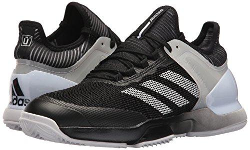f234d7517207ab ... adidas Men's Adizero Ubersonic 2 Clay Tennis Shoe, core Black White, ...