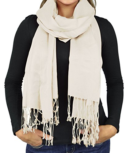 belle-donne-womens-scarf-viscose-pashmina-scarves-shawl-wrap-solid-colors-ivory