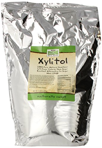 NOW Foods hfs koi zk a179 Xylitol 15 Pound