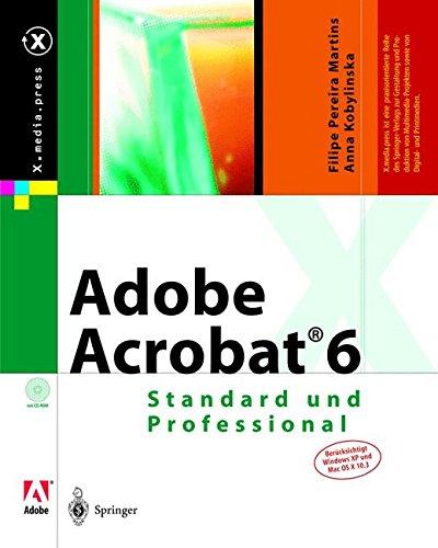 Download Adobe Acrobat® 6: Standard und Professional (X.media.press) (German Edition) PDF