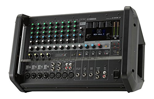 Yamaha EMX7 12-input Stereo Powered Mixer w/ DSP Effects for sale  Delivered anywhere in USA