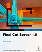 Apple Pro Training Series: Final Cut Server 1.5 Front Cover