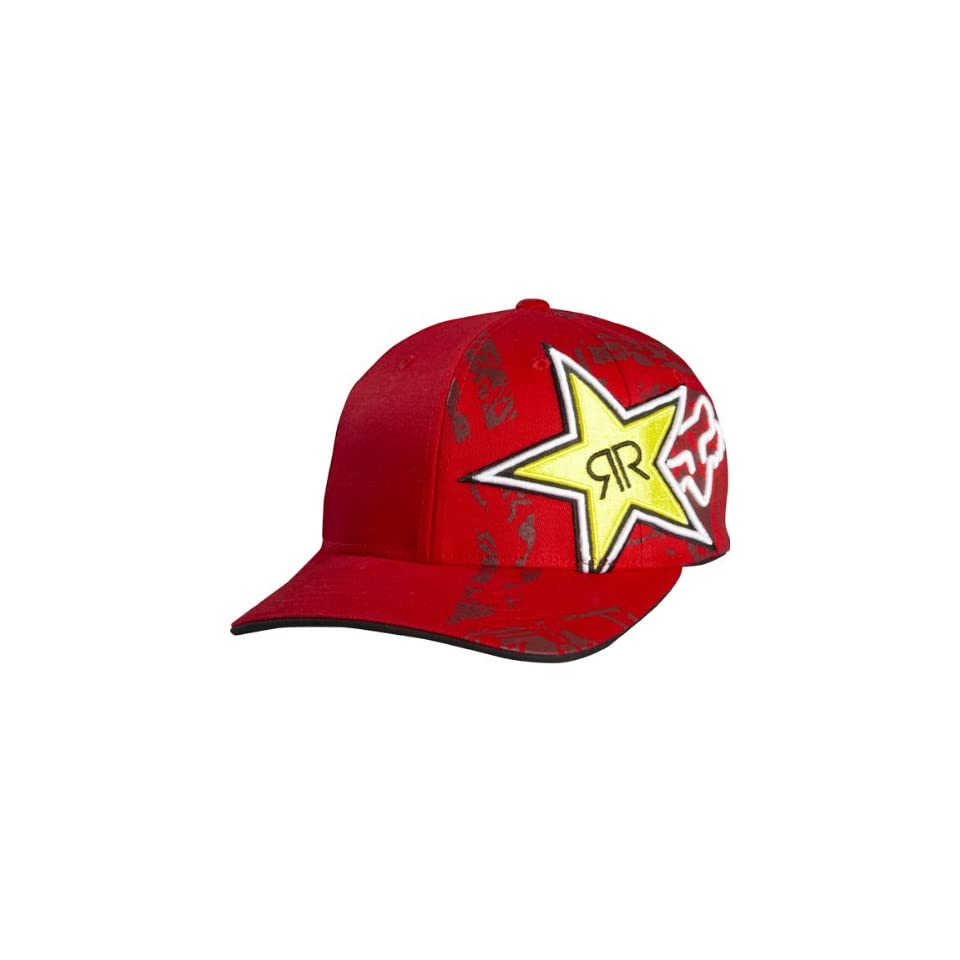 Fox Racing Rockstar Tonic Medium Profile Fle [Red] S/M Red S/M