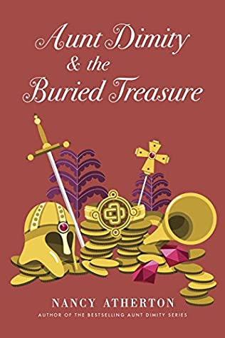 book cover of Aunt Dimity and the Buried Treasure