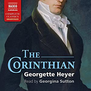 The Corinthian Audiobook