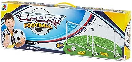 ColorBaby - Set de fútbol Sport Football CBtoys (43689): Amazon.es ...