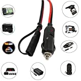 SinLoon Cigarette Lighter SAE Battery Charger