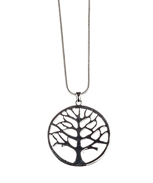 Amazon indie hipster long chain necklace with tree pendant by amazon indie hipster long chain necklace with tree pendant by shagwear jewelry jewelry aloadofball Choice Image