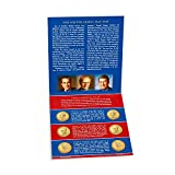 2016 US Mint Presidential $1 Coin Uncirculated Set OGP