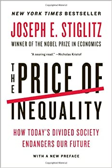 Image result for The price of inequality