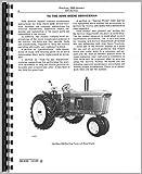 john deere 3020 service manual - John Deere 3020 Tractor Service Manual