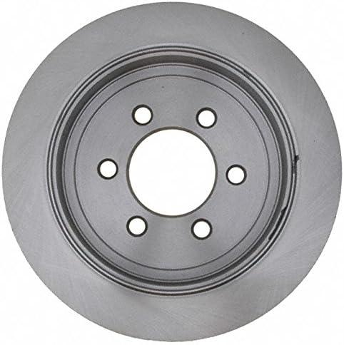 ACDelco 18A2460A Advantage Non-Coated Rear Disc Brake Rotor