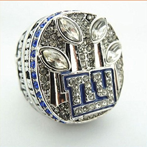 New York Giants 2011 Super Bowl Ring (Replica) (8)