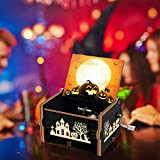 Halloween Wood Music Box, The Nightmare Before