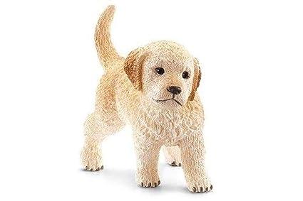 Miniature Dollhouse FAIRY GARDEN Accessories Golden Retriever Puppy