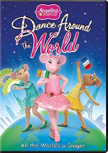 Angelina Ballerina: Dance Around the - Ballerina Beverly