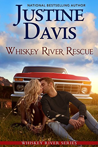 Whiskey River Rescue by [Davis, Justine]