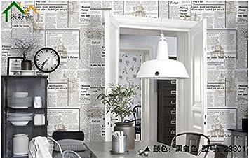 Tapete Zeitung xzzj zeitungen wallpaper englische buchstaben und retro trendige
